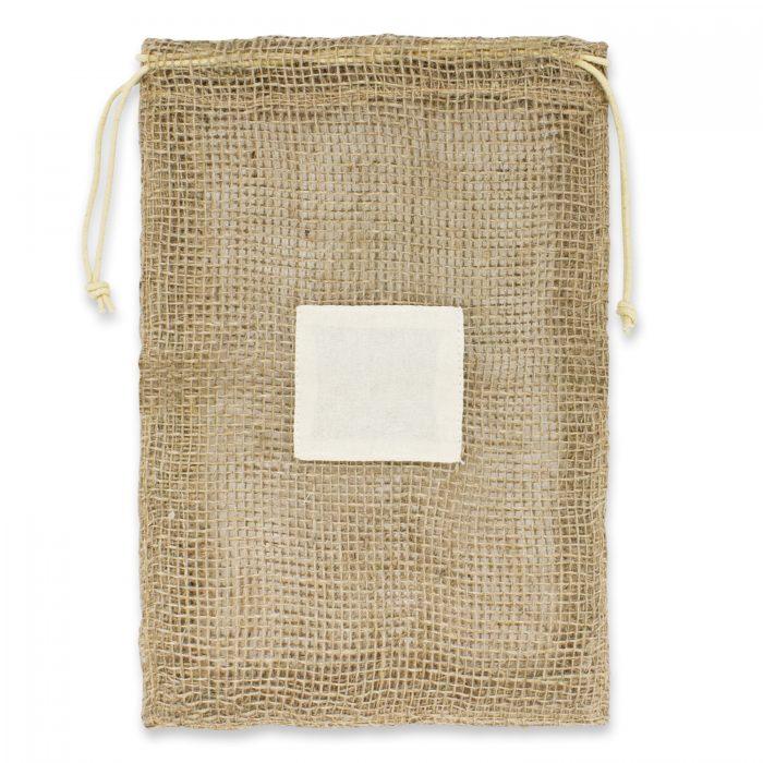 Jute Net Produce Bag 2