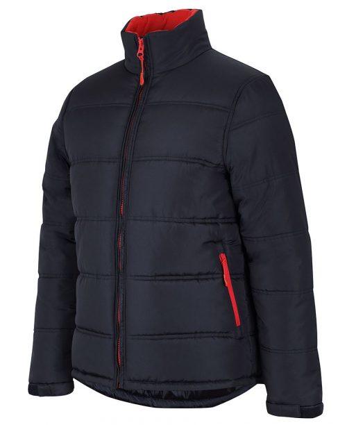 Puffer Contrast Jacket (3ACJ)