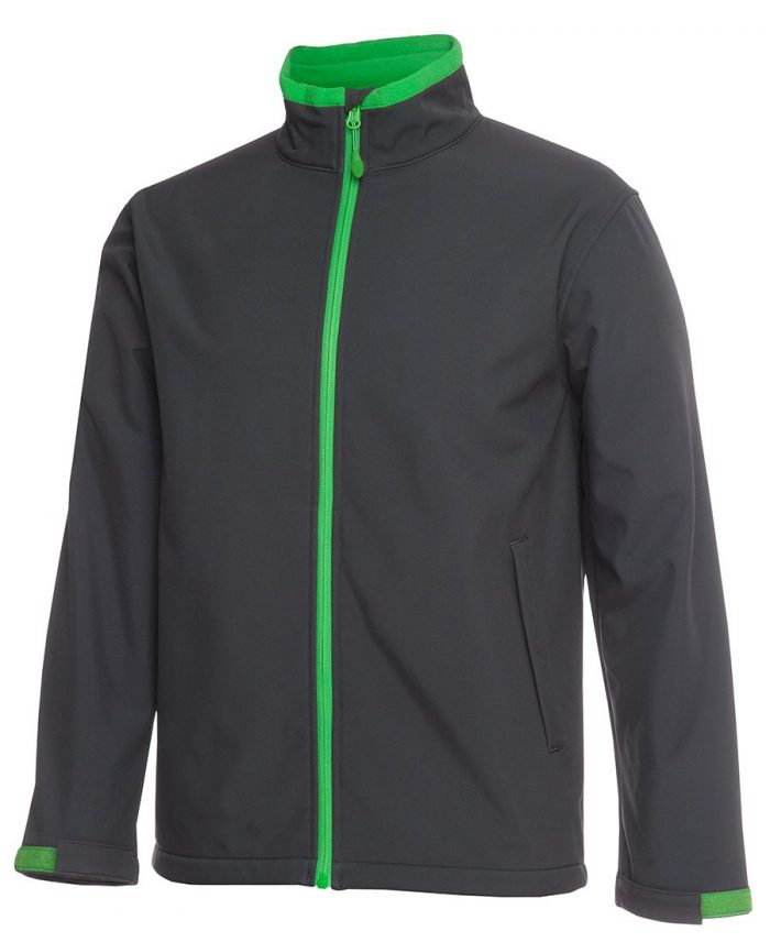 Podium Water Resistant Softshell Jacket (3WSJ)