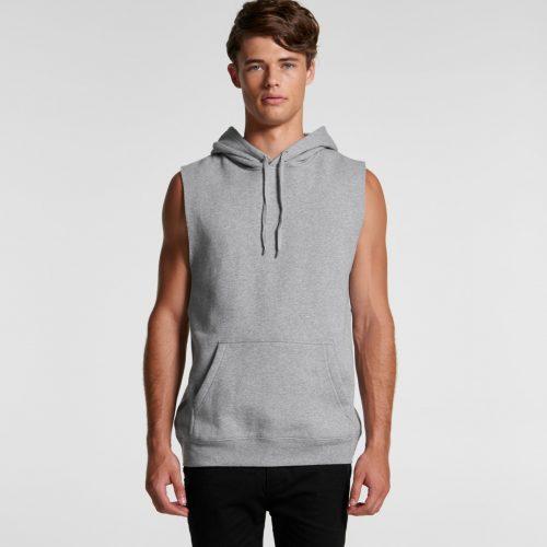 Stencil Vest Hoodie (5209)