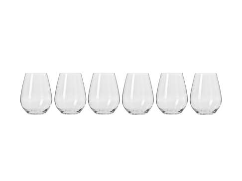 Krosno Harmony Stemless Wine Glass 400ml (KR0267)