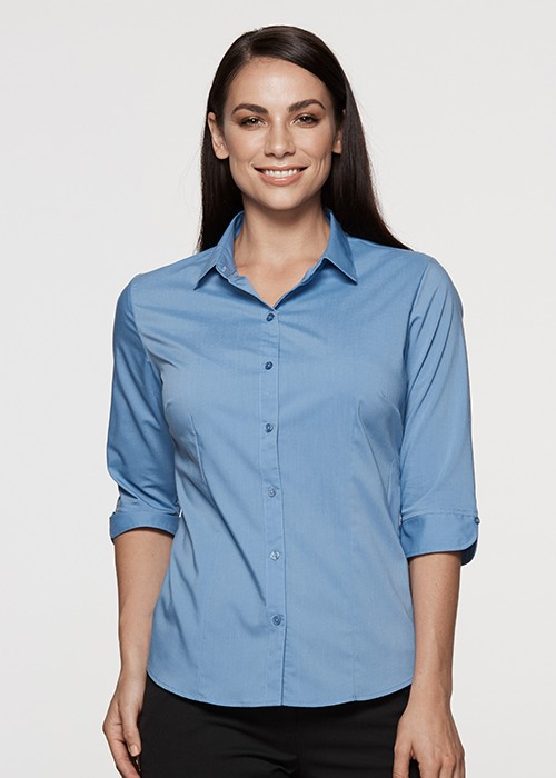 Mosman Lady Shirt 3/4 Sleeve (2903T)