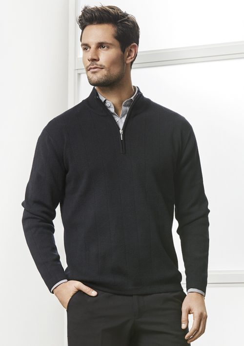 Mens 80/20 Wool-Rich Pullover (WP10310)