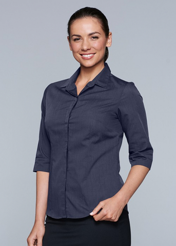 Grange Lady Shirt 3/4 Sleeve (2902T)