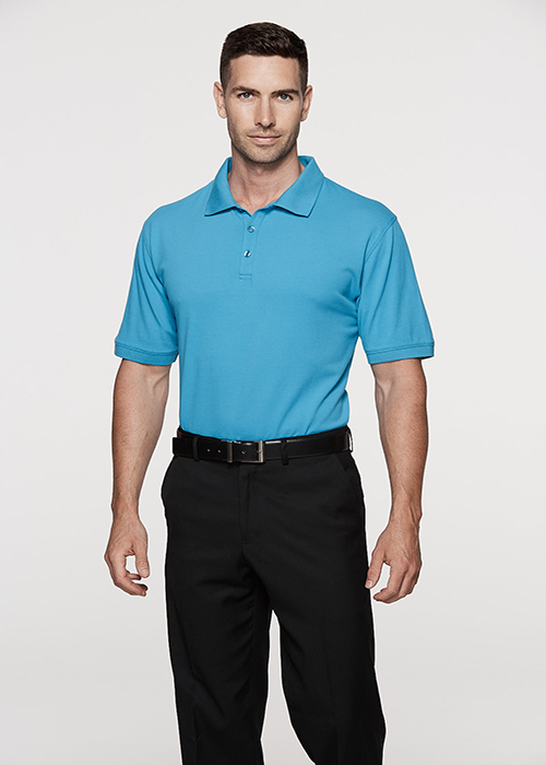 CLAREMONT MENS POLOS (1315)