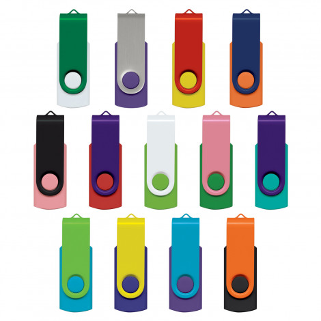 Helix 4GB Mix Match Flash Drive (105604)