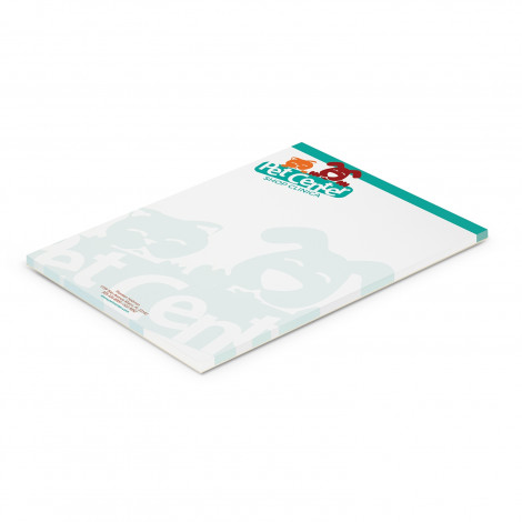 A5 Note Pad - 50 Leaves (115824)