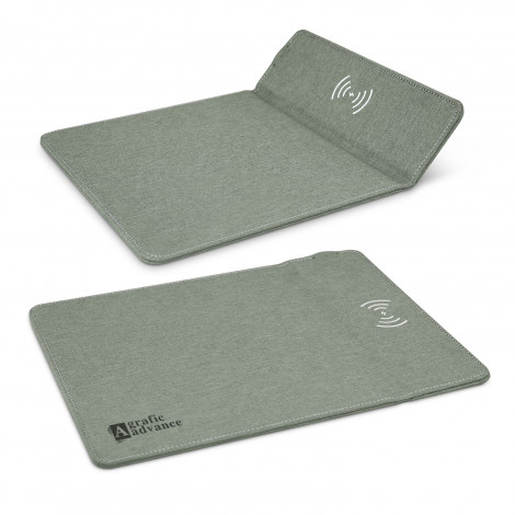 Greystone Wireless Charging Mouse Mat (116768)