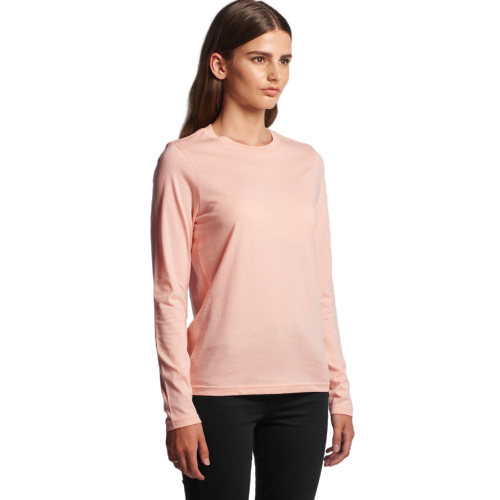 AS Colour Women's Chelsea Long Sleeve Tee (4034)