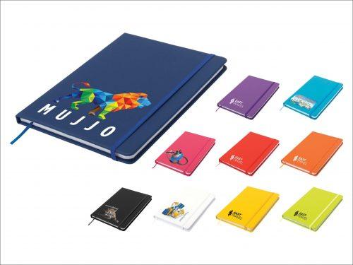 Carnival A5 Notepad (J16)