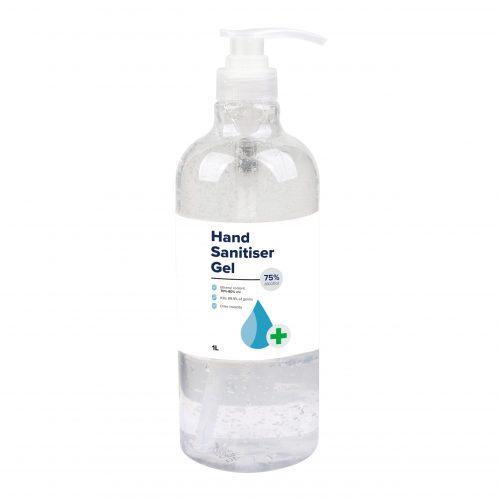 1L Hand Sanitiser Gel (PCA010)
