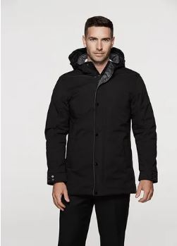 PARKLANDS MENS JACKETS (1519)